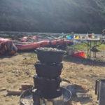 Grande_Ronde_River, rafting_Grande_Ronde_River, Troop_514_La Grande, Troop_514, boy_scouts_dutch_oven_cooking