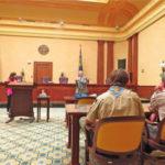 Oregon Supreme Court justice Rives Kistler