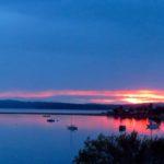 sunset_San_Juans, Lopez_Island, San_Juan_islands