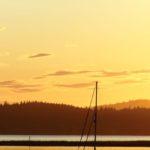 sunset_sailboat, Lopez_Island, San_Juan_islands