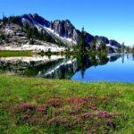 Eagle Cap Wilderness, Traverse Lake