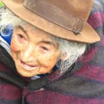 Ecuador elderly woman