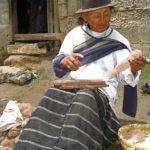 Ecuador spinning yarn