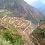 Yangtze river road, Yangtze river Yunnan province