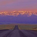Zumwalt Prairie, Zumwalt road Wallowa Mts