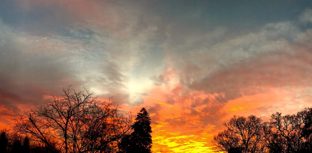 Sunrise, La Grande