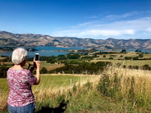 Akaroa Bay overview