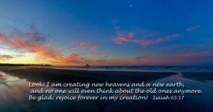 Isaiah 65, Ohope Beach