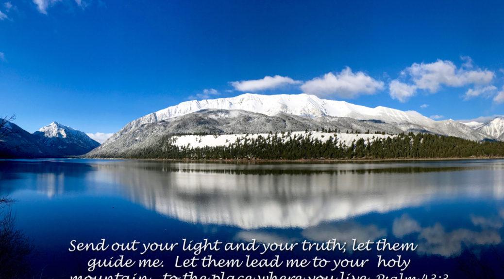 Mt Joseph Wallowa Lake