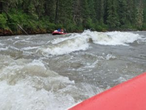Rafting the Grande Ronde River