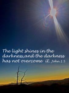 John 1.5,