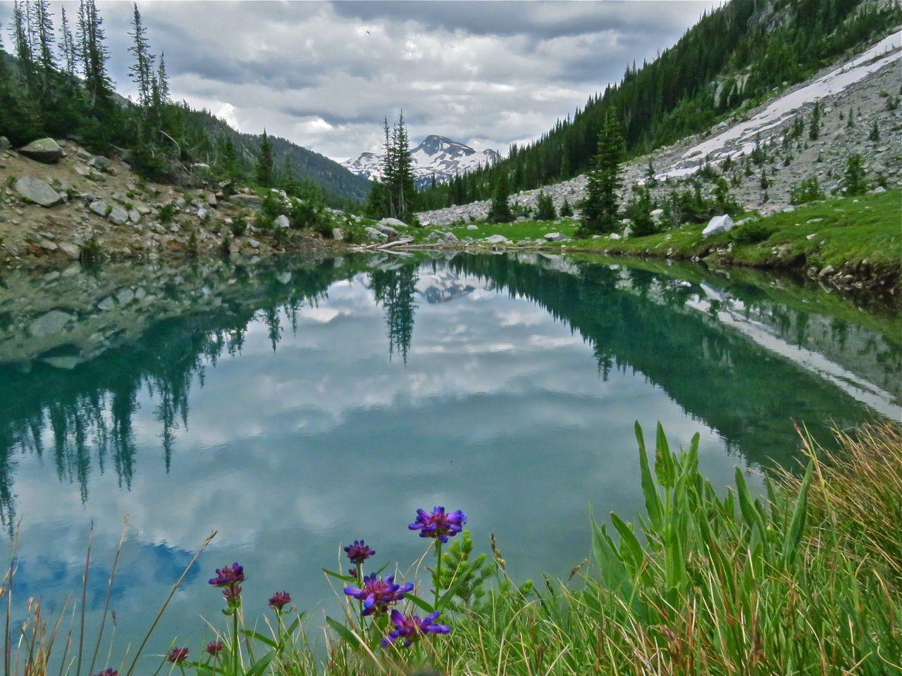 Lost lake eagle cap wilderness