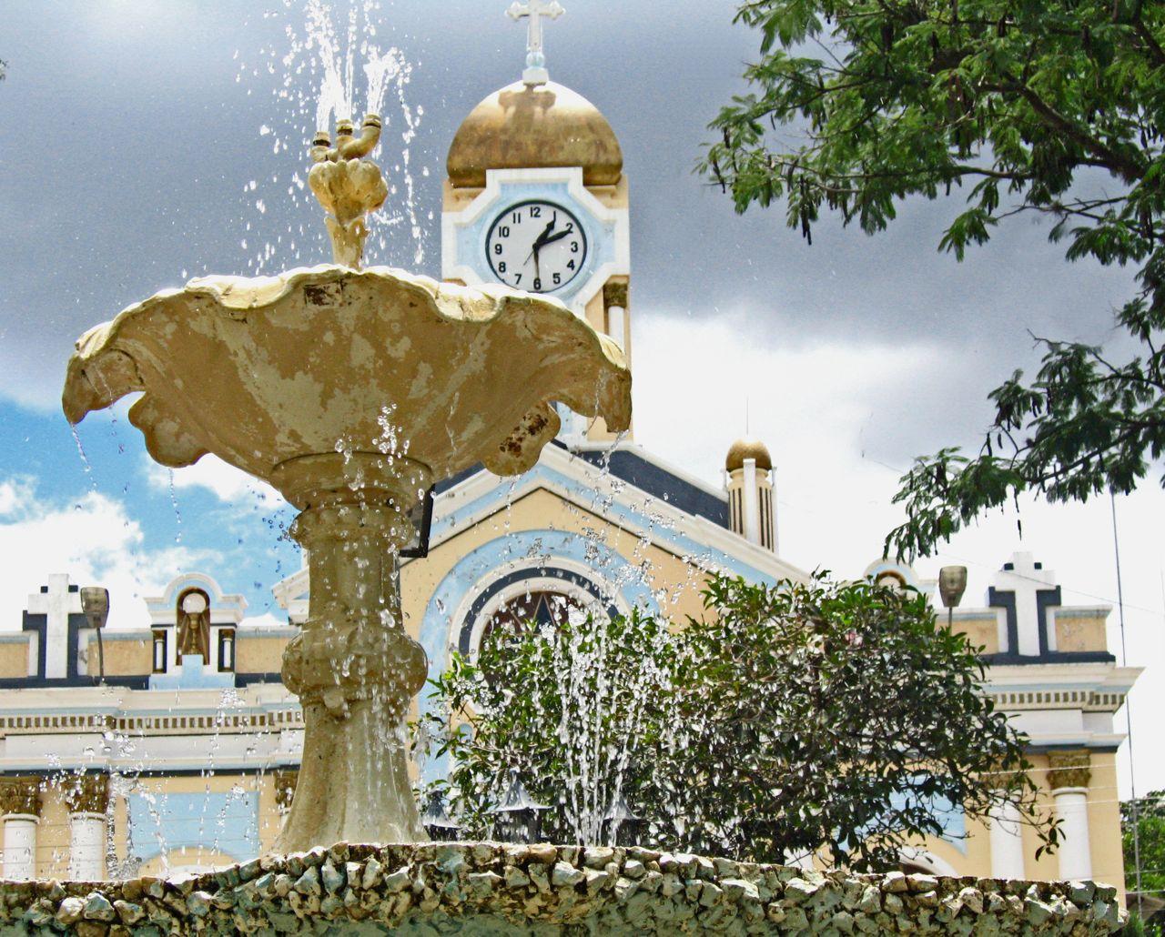 Vilcabamba cathedraln