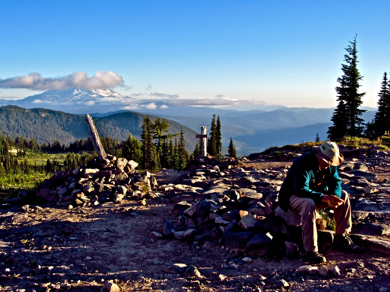 Mt adams pct junction prayer 300