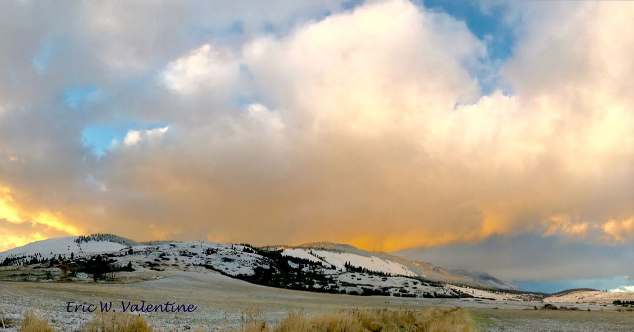 Mt emily snow fall light and clouds 1