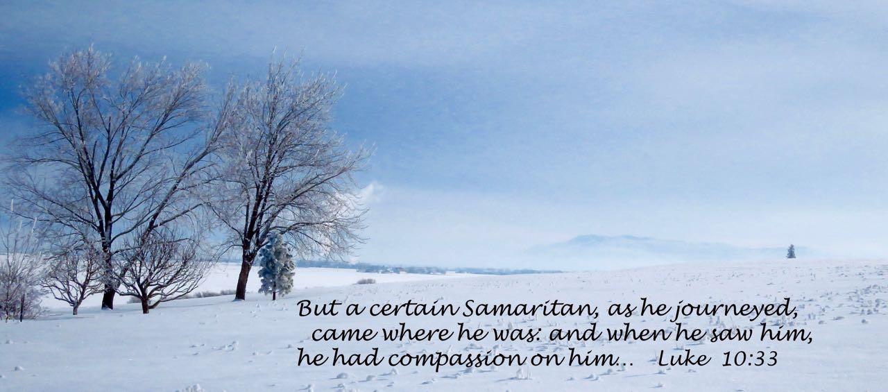 Luke 10 33