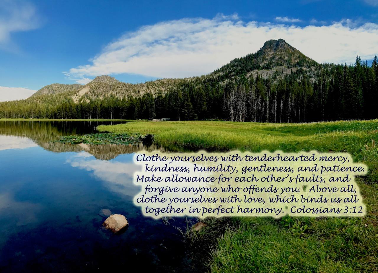 Colossians 3 anthony lake