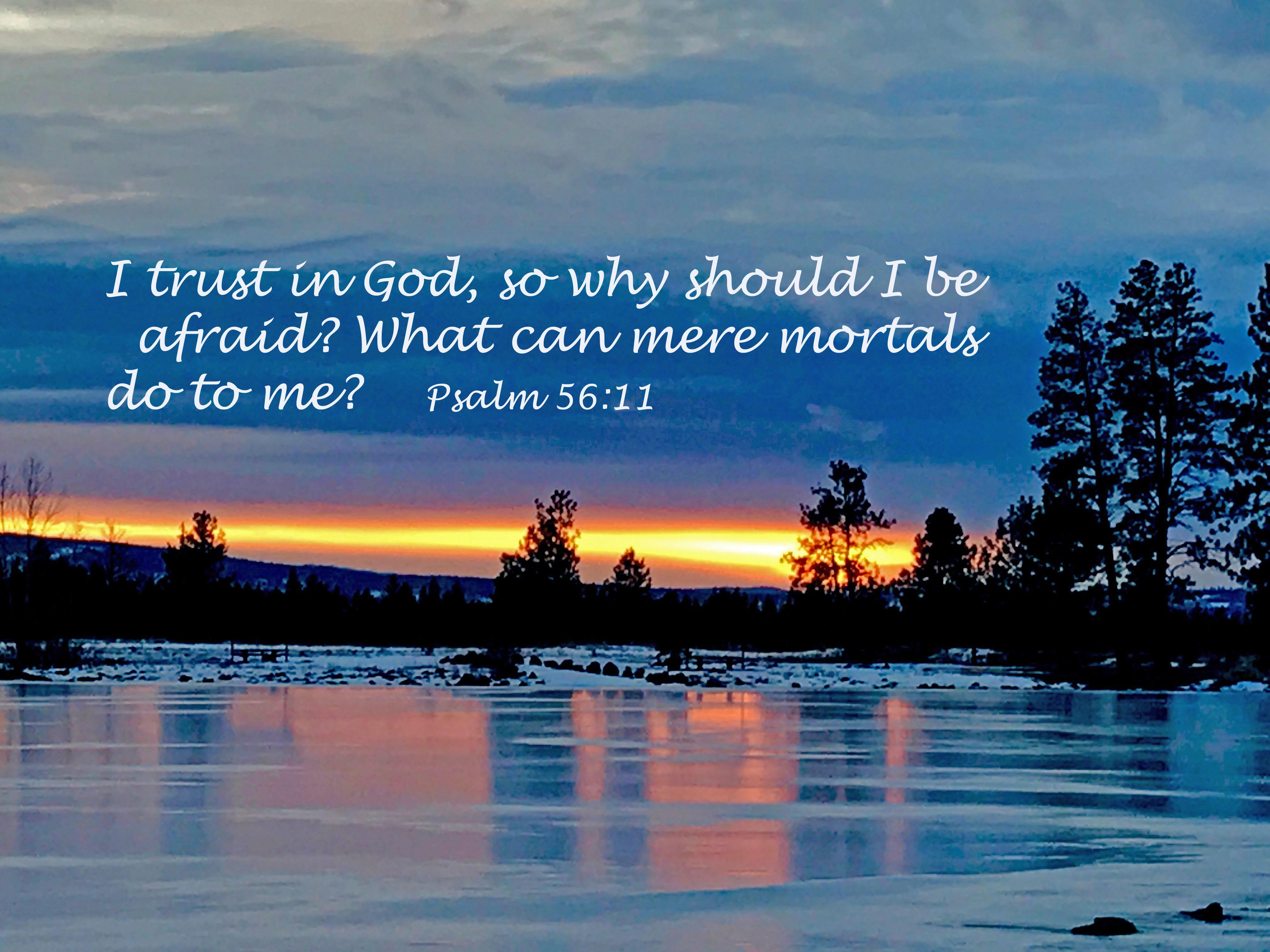 Psalm 56 morgan lake