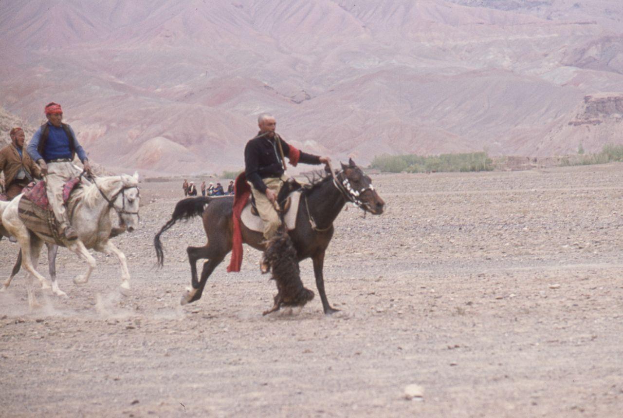 Afghanistan buz kashi