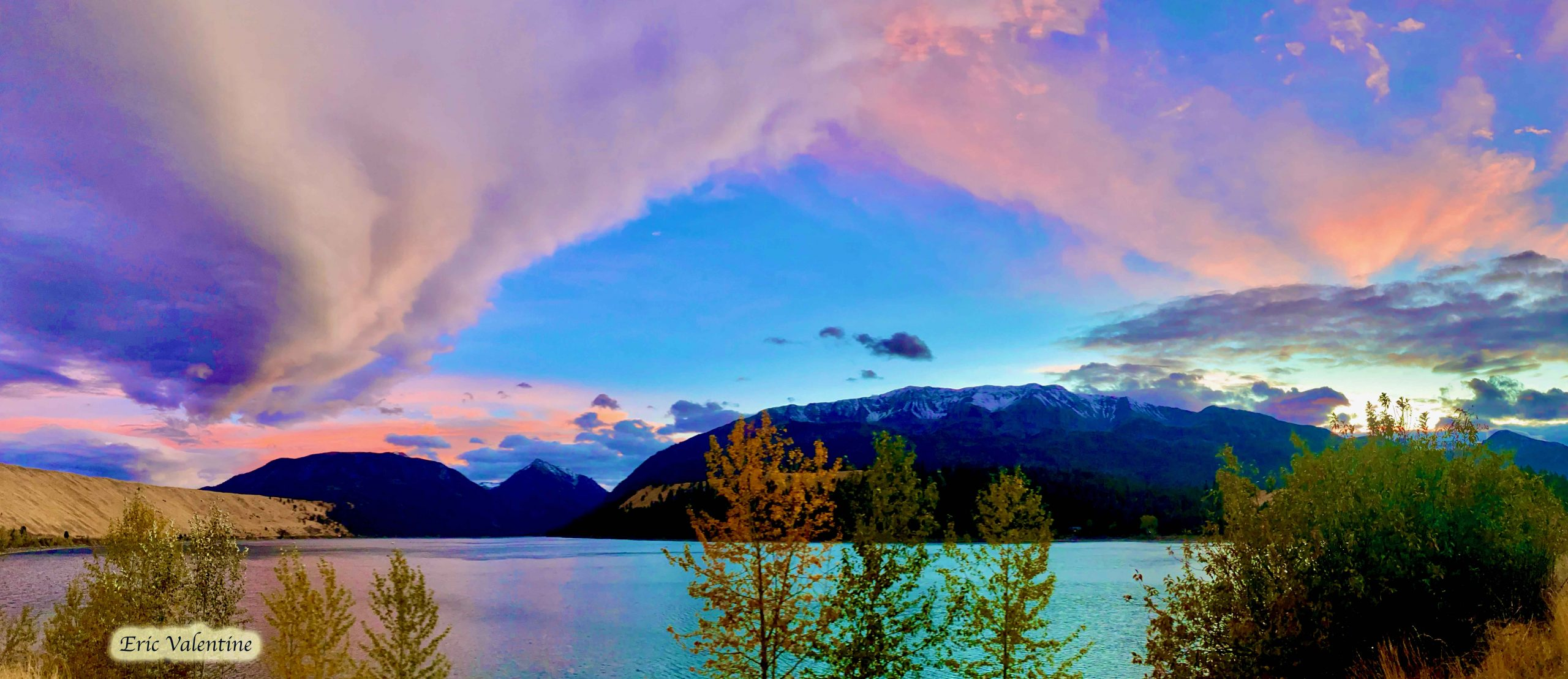 Wallowa lake pano scaled
